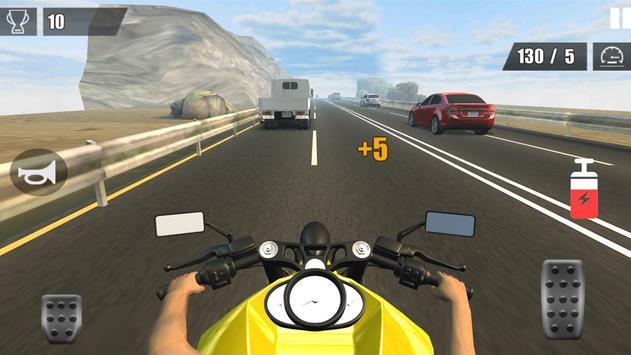 Traffic Moto 3D ScreenShot2