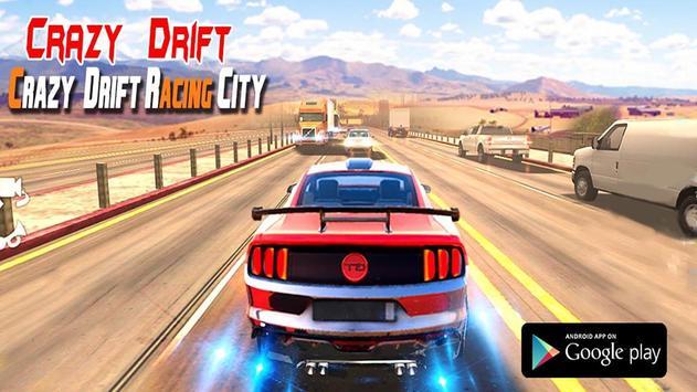 Crazy Drift Racing City 3D ScreenShot2