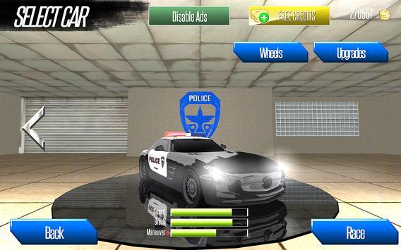 Racers Vs Cops : Multiplayer ScreenShot2