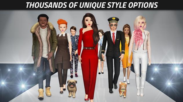 Avakin Life  3D Virtual World ScreenShot2