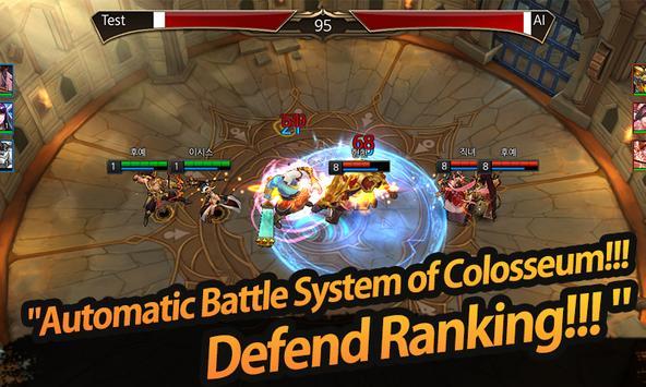 League of Masters : Legend PvP MOBA Battle ScreenShot2