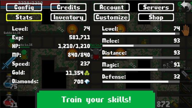 Rucoy Online  MMORPG  MMO ScreenShot2