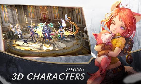 Legends of Valkyries ScreenShot2