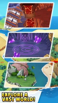 Dynamons Evolution Puzzle and RPG: Legend of Dragons ScreenShot2