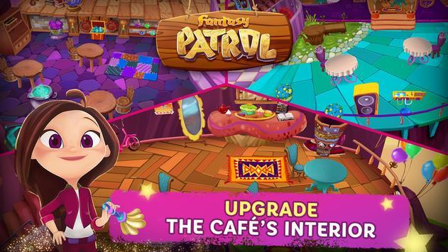 Fantasy Patrol: Cafe ScreenShot2