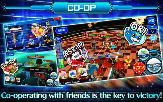 DigimonLinks ScreenShot2
