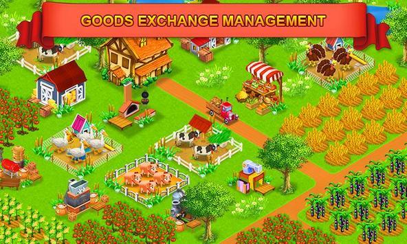 Big Farm Life ScreenShot2