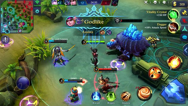 Mobile Legends: Bang Bang ScreenShot2