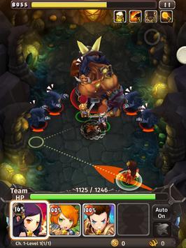 Hyper Heroes: MarbleLike RPG ScreenShot2