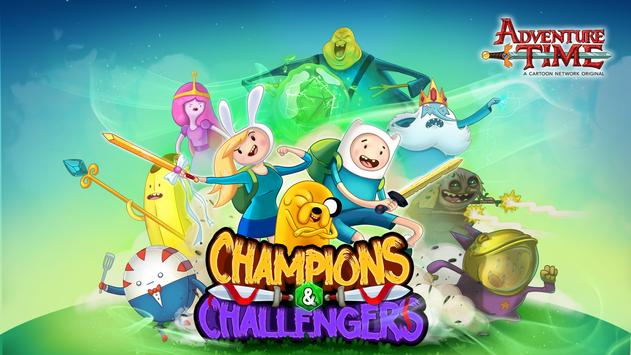 Champions and Challengers  Adventure Time ScreenShot2