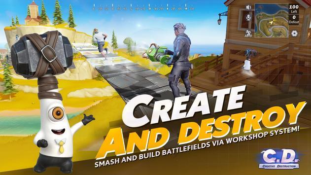 Creative Destruction ScreenShot2