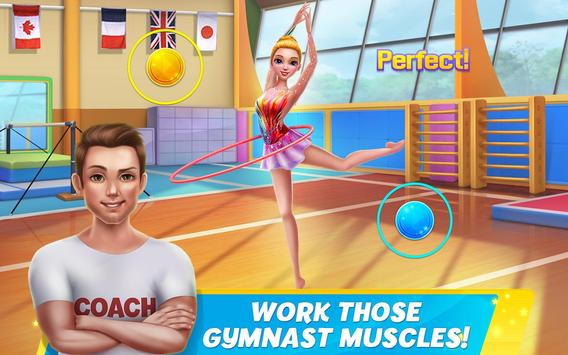 Rhythmic Gymnastics Dream Team: Girls Dance ScreenShot2