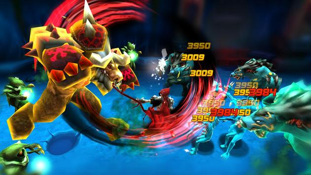 BLADE WARRIOR: 3D ACTION RPG ScreenShot2