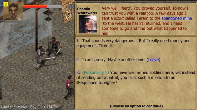 Exiled ingdoms RPG ScreenShot2