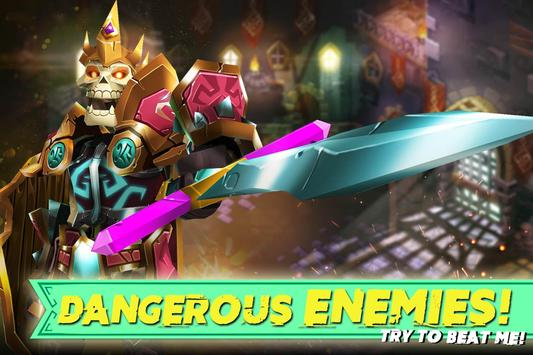 Dungeon Legends  PvP Action MMO RPG Coop Games ScreenShot2
