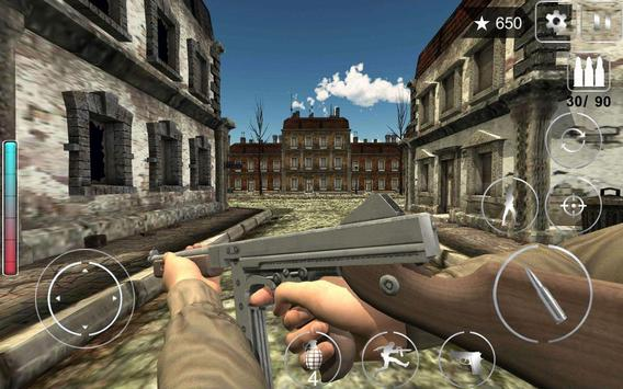 Call Of Courage : WW2 FPS Action Game ScreenShot2