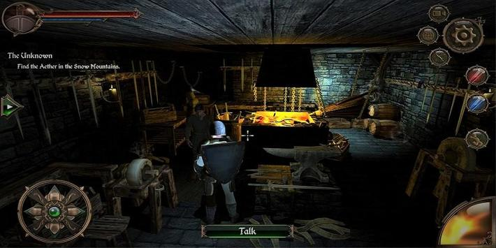 Code Asylum Action RPG ScreenShot2
