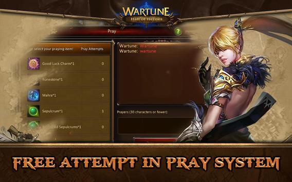 Wartune: Hall of Heroes ScreenShot2