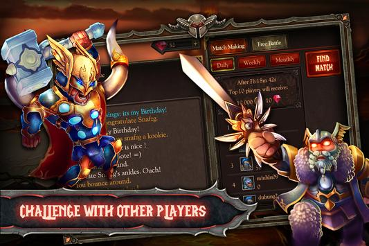 Epic HeroesWar: Blade and Shadow Soul Online Offline ScreenShot2