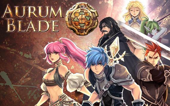 Aurum Blade EX ScreenShot2