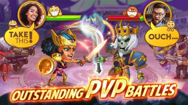 Battle Arena: Heroes Adventure  Online RPG ScreenShot2