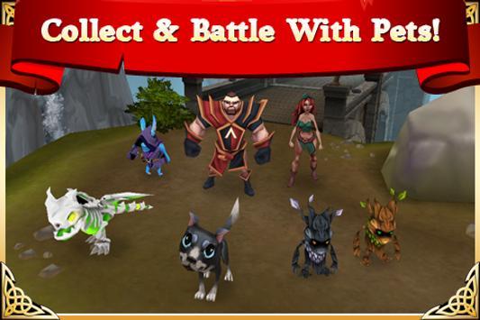 Arcane Legends MMOAction RPG ScreenShot2
