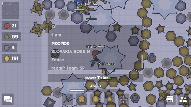 MooMoo.io (Official) ScreenShot2