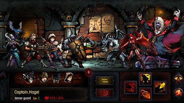 Dungeon Survival  Endless maze ScreenShot2