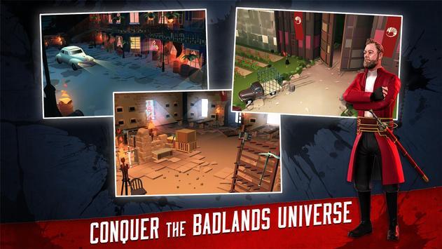 Into the Badlands Blade Battle  Action RPG ScreenShot2
