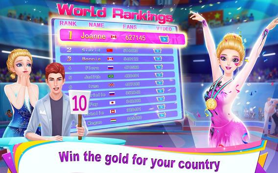 Gymnastics Queen  Go for the Olympic Champion! ScreenShot2
