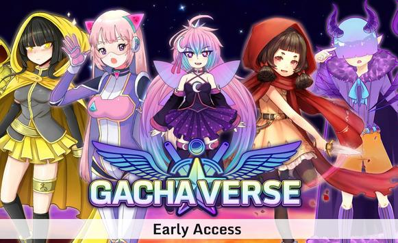 Gachaverse (RPG and Anime Dress Up) ScreenShot2