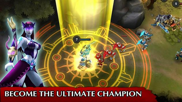 Legendary Heroes MOBA ScreenShot2