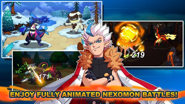 Nexomon ScreenShot2