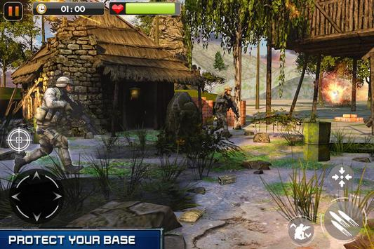 Real Commando Secret Mission ScreenShot2