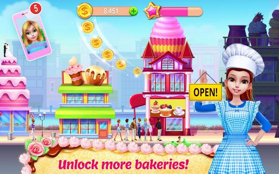 My Bakery Empire  Bake, Decorate and Serve Cakes ScreenShot2