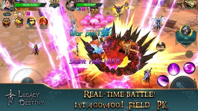 Legacy of Destiny  Most fair and romantic MMORPG ScreenShot2