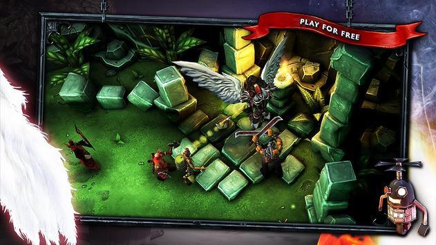 SoulCraft  Action RPG (free) ScreenShot2
