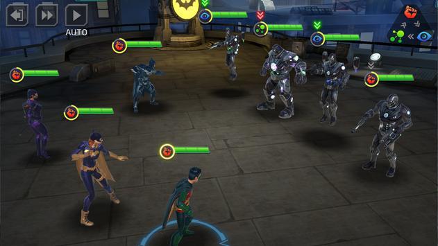 DC Legends: Battle for Justice ScreenShot2