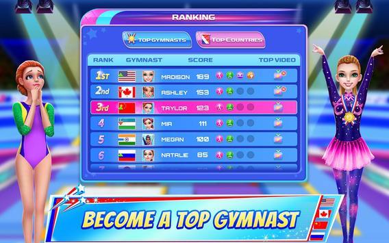 Gymnastics Superstar  Spin your way to gold! ScreenShot2