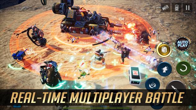 M.A.D 8 : Heroes Battle ScreenShot2