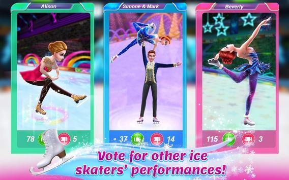 Ice Skating Ballerina  Dance Challenge Arena ScreenShot2