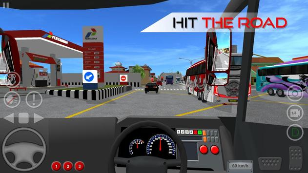 Bus Simulator Indonesia ScreenShot2