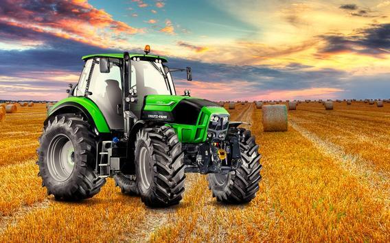 Farming Simulator 19: Real Tractor Farming Game ScreenShot2