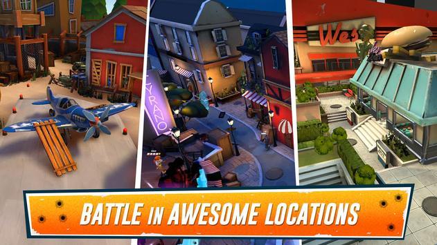 Heroes of Warland  Online Shooter ScreenShot2