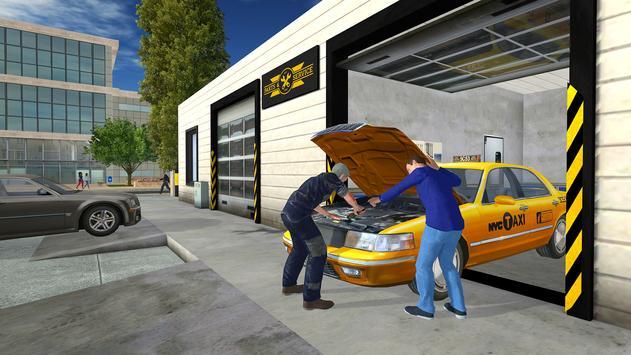 Taxi Game 2 ScreenShot2