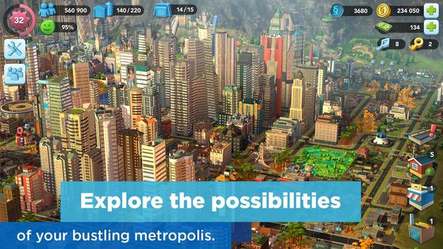SimCity BuildIt ScreenShot2