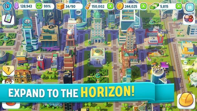 City Mania: Town Building Game ScreenShot2