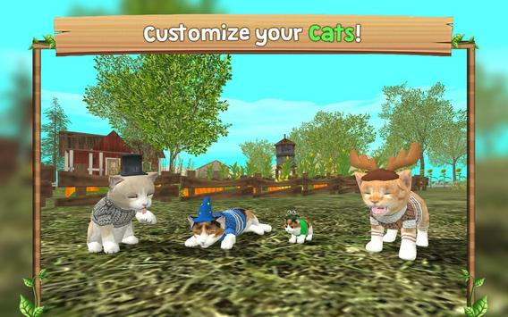 Cat Sim Online: Play with Cats ScreenShot2