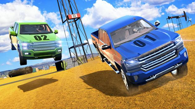 Offroad Pickup Truck Simulator ScreenShot2