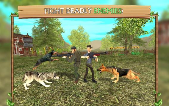 Dog Sim Online: Raise a Family ScreenShot2
